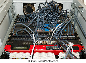 Technology data center