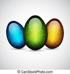 Technology easter eggs