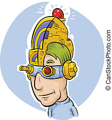Technology Helmet