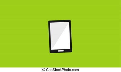 Technology icon design, Video Animation