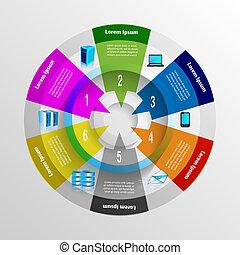 Technology Infographics - Enterprise application Integration...