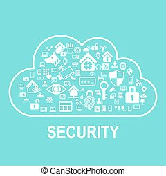 technology Security Concept