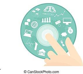 Technology Transfer Brain Bank successful business money