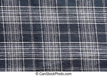 tecido, algodão, textura