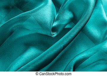 tecido de seda, fundo, textura