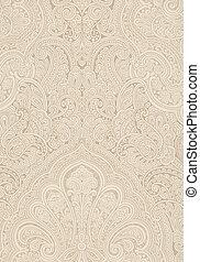 tecido, parede, padrão, papel parede, textura, elemento, papel, desenho, fundo