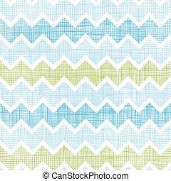 tecido, textured, chevron, listras, seamless, padrão, fundo