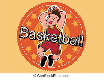 Spelare Basket