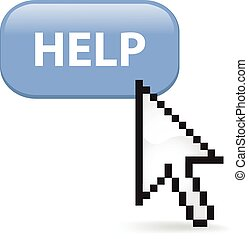 tecla ajuda, clique