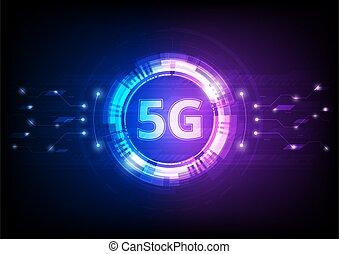 tecnología, 5g