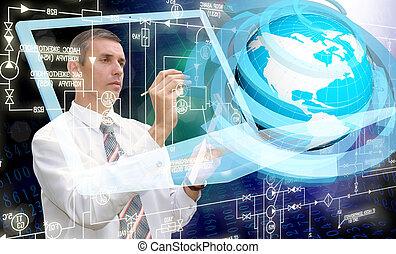 tecnología computadora