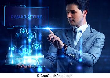 tecnología, planificación, publicidad, concept.,...