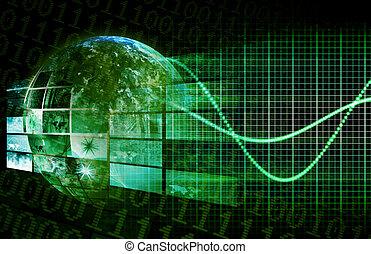 tecnología, plataforma