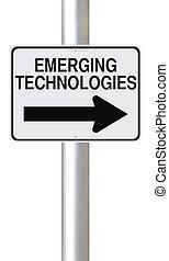 tecnologías, el emerger
