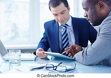 tecnologías, empresa / negocio