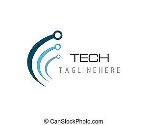 tecnologia, affari