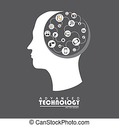 tecnologia, avanzato