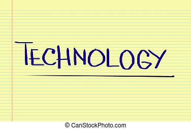 tecnologia, conceito