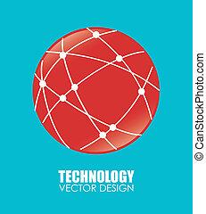 tecnologia, disegno