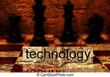 tecnologia, estratégia