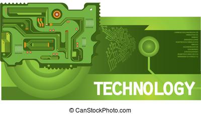 tecnologia, fundo