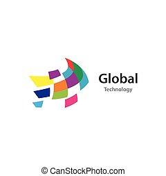 tecnologia, globale