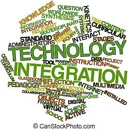 tecnologia, integração