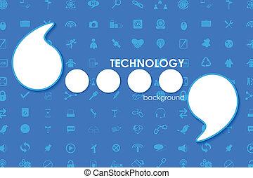 tecnologia, modelo