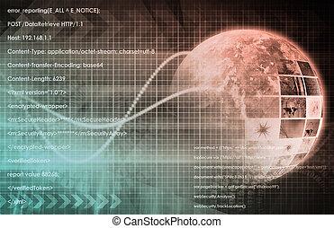 tecnologia negócio