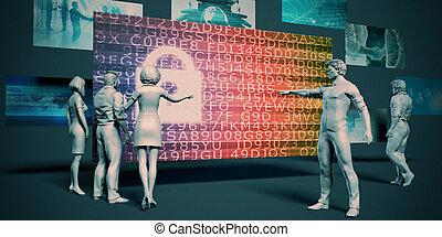 tecnologia, sicurezza