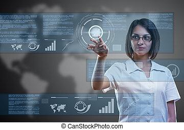 tecnologias, de, futuro