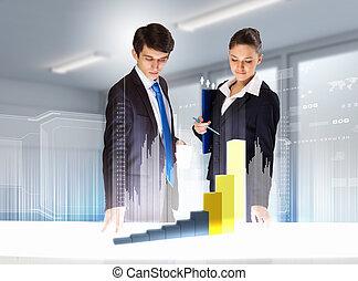 tecnologie, affari, innovazione