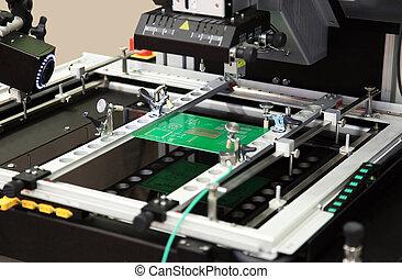 tecnologie, microelettronica
