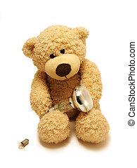 teddy-bear & bulbs
