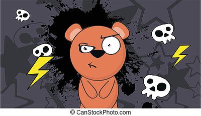 teddy bear cartoon background5 - teddy bear cartoon ...