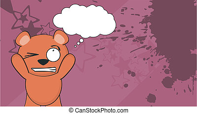 teddy bear cartoon background9 - teddy bear cartoon ...