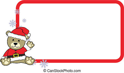 teddy bear claus1