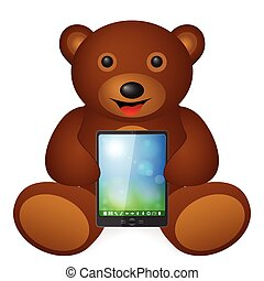 bear tablet