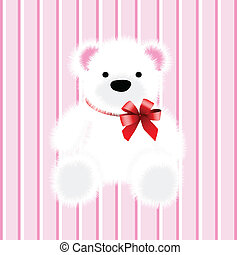 teddy bear, toy