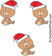 teddy claus cartoon