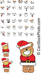 teddy claus cartoon1