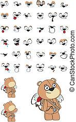 teddy cupid cartoon1