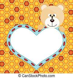 teddy b ser i t b r biene honig biene b ser bild teddy vectorial freigestellt b r. Black Bedroom Furniture Sets. Home Design Ideas
