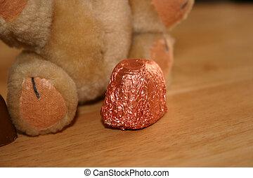 teddys chocolate