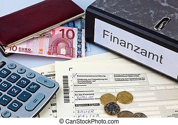 tedesco, dichiarazione redditi, reddito