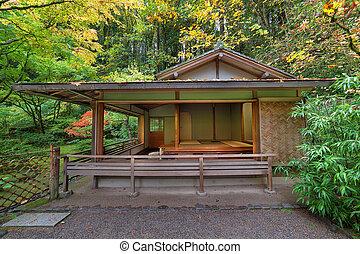 Eingang arbeiten garten japaner gartenmauer eingang for Japanisches dach