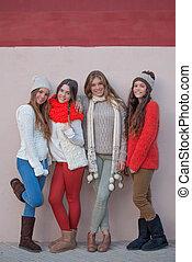 teen  autumn winter fashion