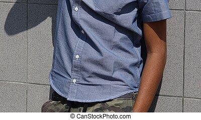 Teen Boy Shirt