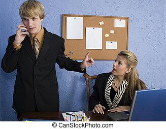 Teen Business Team