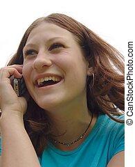 Teen & Cell Phone